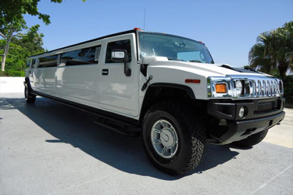 Hummer Chesapeake limo rental
