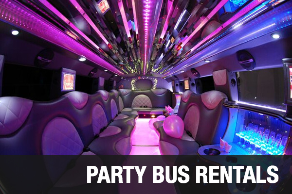 Party bus Rentals Chesapeake