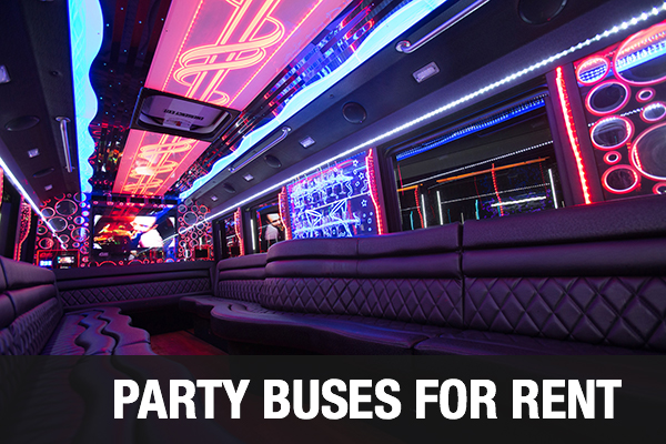 party bus Chesapeake