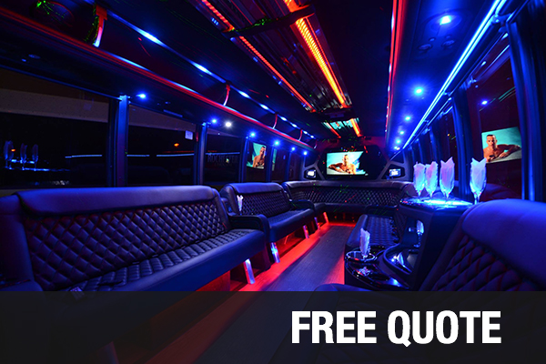 party buses for rental Chesapeake